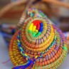 Intricate, colorful, hand-made designs