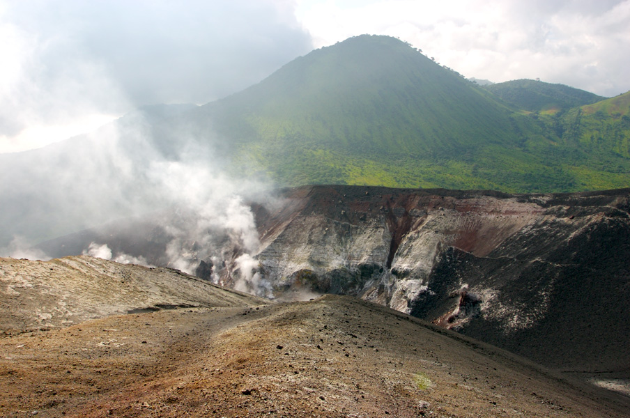 Cerro Negro is one of the favorites for volcano surfing enthusiasts