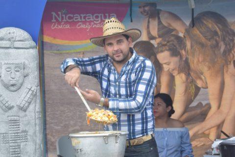Nicaragua-Foot