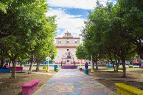 Iglesia Guadalupe, León