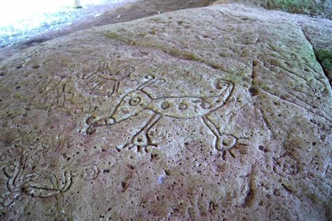 Painted-Stones-Petroglyphs-Archaeological-Park