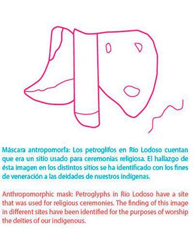 Río-lodoso-petroglifos-managua