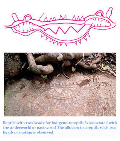 Reptil-2-cabezas-petroglifos