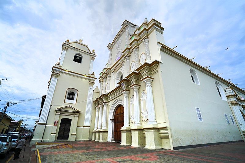 The La Merced Church