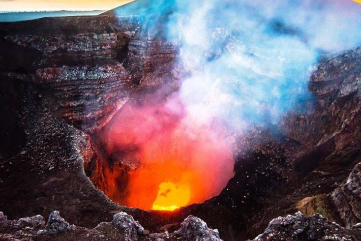 volcano-masaya